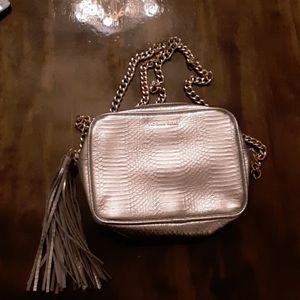 Victoria secret crossbody with tassel bag